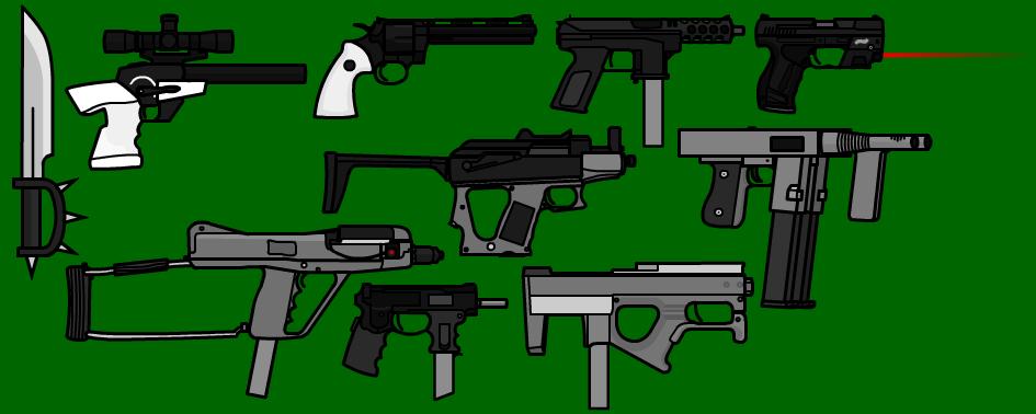 Actual combat weapon - 1 6