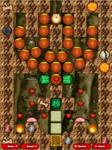 hedgehog cute game image