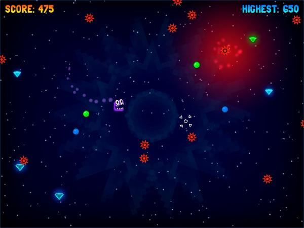 Diamond Gobbler ScreenShot