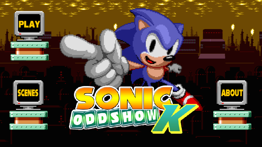 Sonic Oddshow K In Production By Shadic15