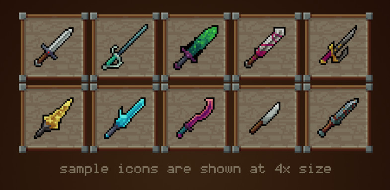 Awesome Swords And Stuff