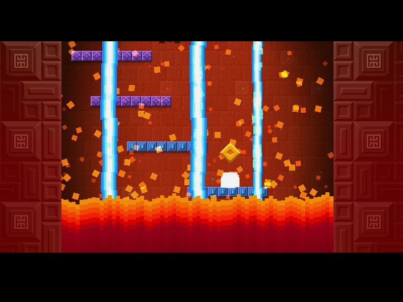 Screen from the game