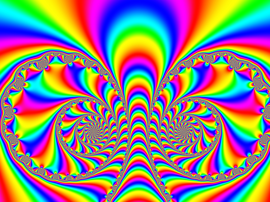 trippy image