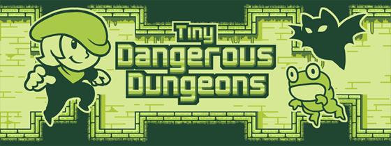 Tiny Dangerous Dungeons now out on App Store!