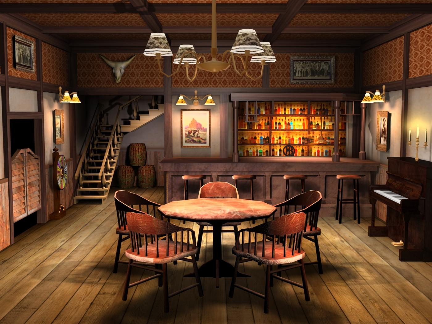 wild old west battle zone. Black Bedroom Furniture Sets. Home Design Ideas