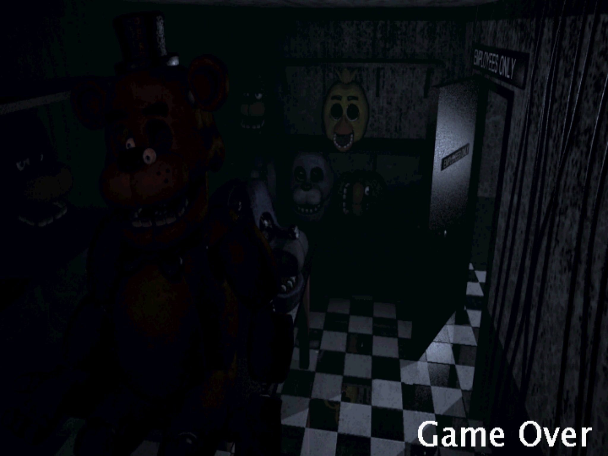 Five Nights At Freddy S Battle Zone