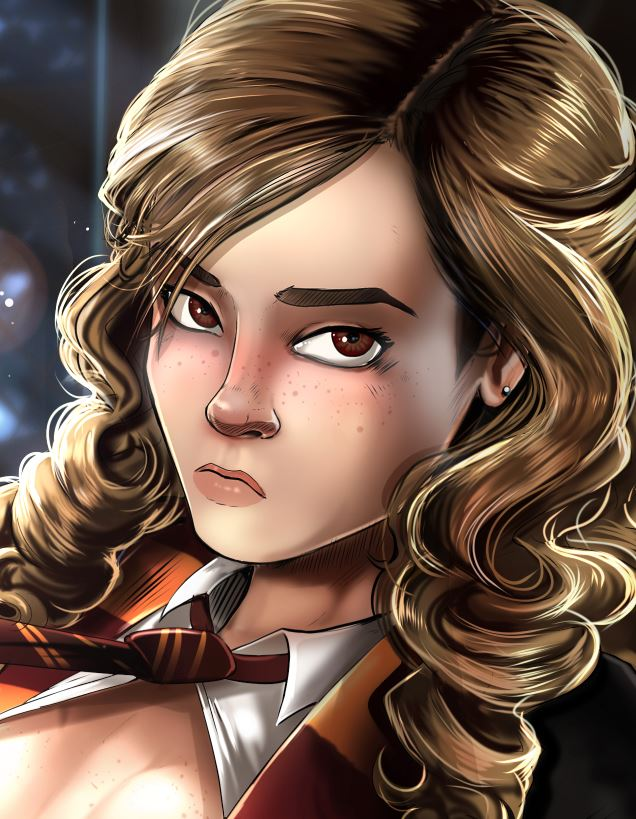 Hermione - By Theshadling-1195