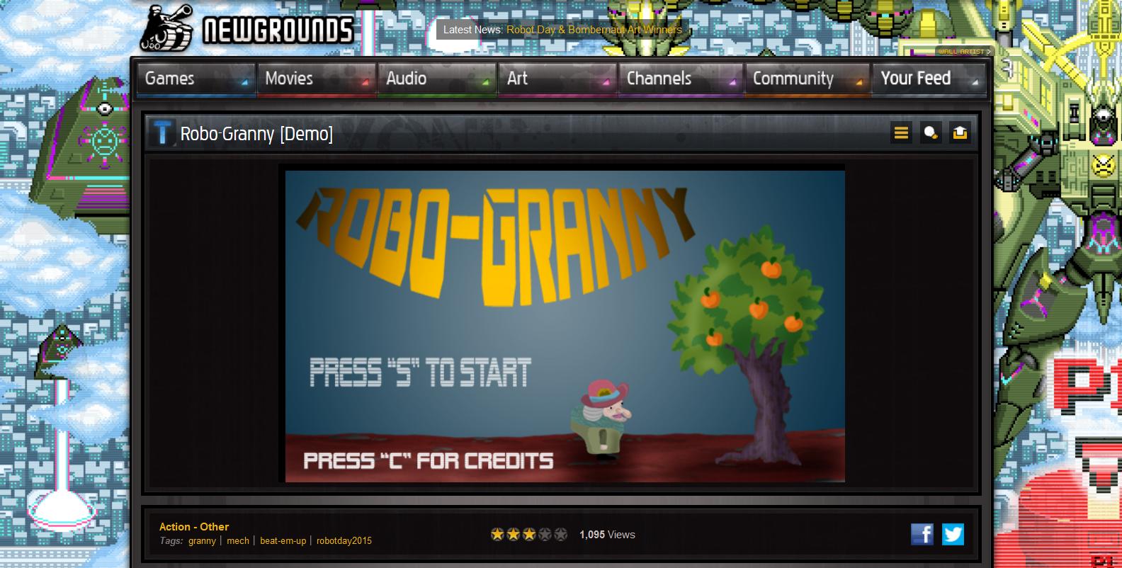 Robo-Granny