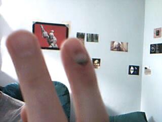 generator battery finger smash