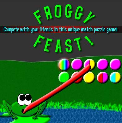 Froggy Feast on Facebook!