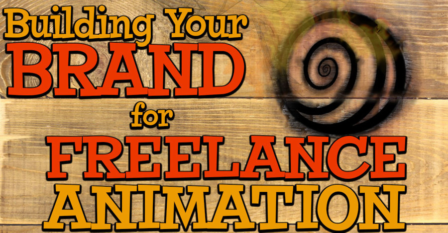 building a brand for freelance animation business by rubberonion stephen brooks