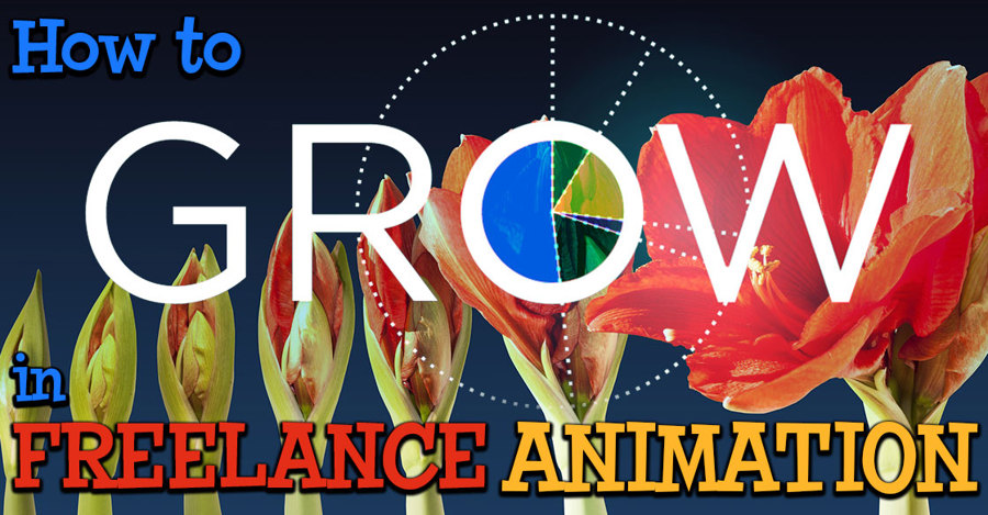 how to grow your freelance animation business by stephen brooks at rubberonion animation