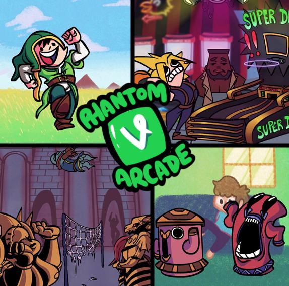 Phantom Arcade Vine