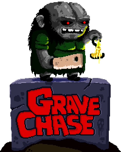 Grave Chase - Now on Steam for PC / Mac / Linux!