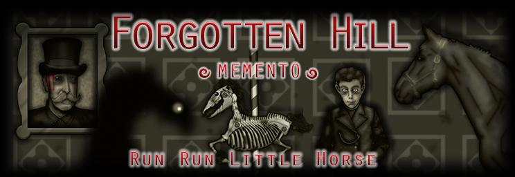 Run Run Little Horse